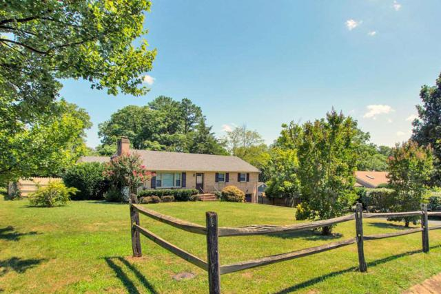 5805 Sunset Rd, Crozet, VA 22932 (MLS #593947) :: Jamie White Real Estate