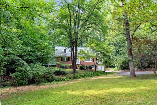 1615 Yorktown Dr, CHARLOTTESVILLE, VA 22901 (MLS #594070) :: Real Estate III