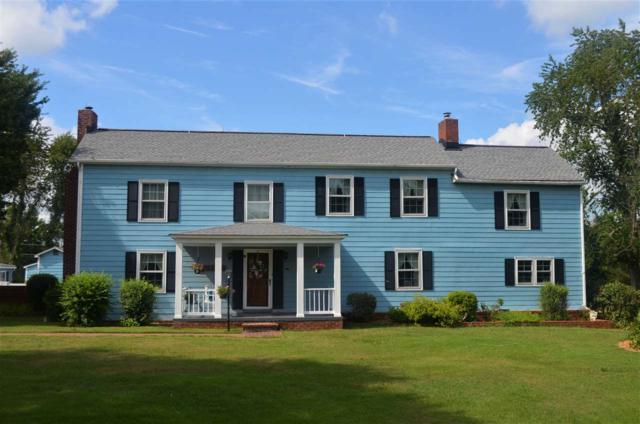 4500 Burr Hill Rd, Rhoadesville, VA 22542 (MLS #594099) :: Jamie White Real Estate
