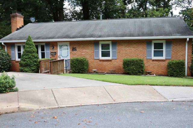 738 Lyons Ave, CHARLOTTESVILLE, VA 22902 (MLS #594135) :: Real Estate III