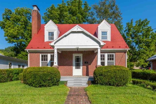 106 Park Blvd, STAUNTON, VA 24401 (MLS #594184) :: Jamie White Real Estate