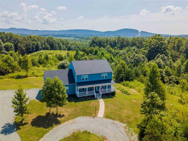 2030 Via Creek Dr, CHARLOTTESVILLE, VA 22903 (MLS #594203) :: Jamie White Real Estate