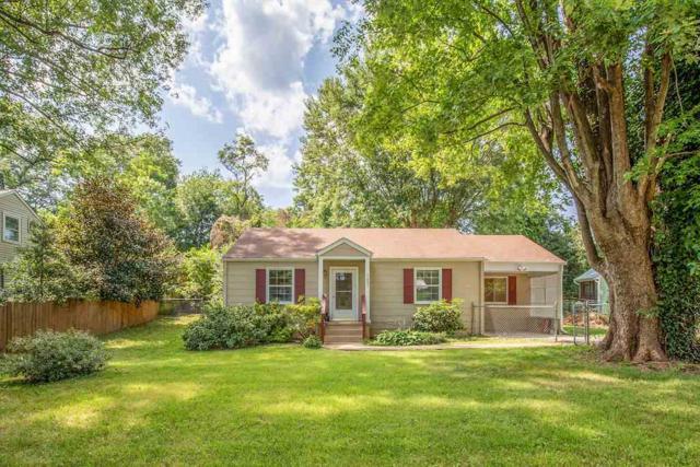 1005 Birdwood Rd, CHARLOTTESVILLE, VA 22903 (MLS #594268) :: Jamie White Real Estate
