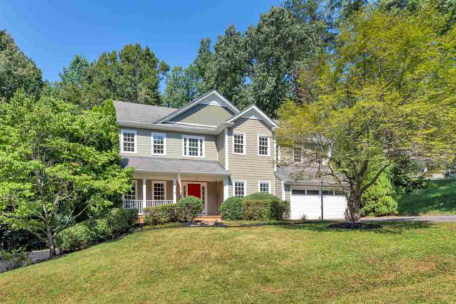 1407 Teakwood Cv, CHARLOTTESVILLE, VA 22911 (MLS #594288) :: Real Estate III