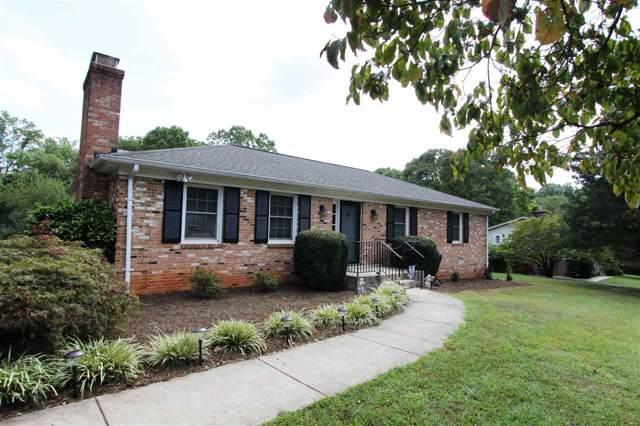 2422 Huntington Dr, CHARLOTTESVILLE, VA 22901 (MLS #595446) :: Real Estate III