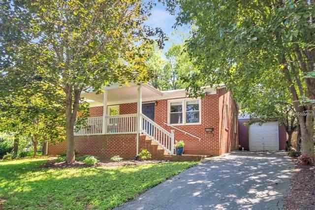 1404 Burgess Ln, CHARLOTTESVILLE, VA 22902 (MLS #595464) :: Jamie White Real Estate