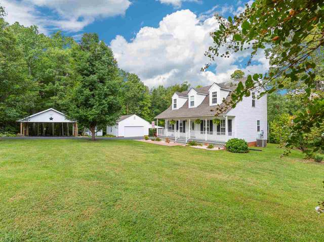 2363 Roundabout Rd, LOUISA, VA 23093 (MLS #595499) :: Real Estate III