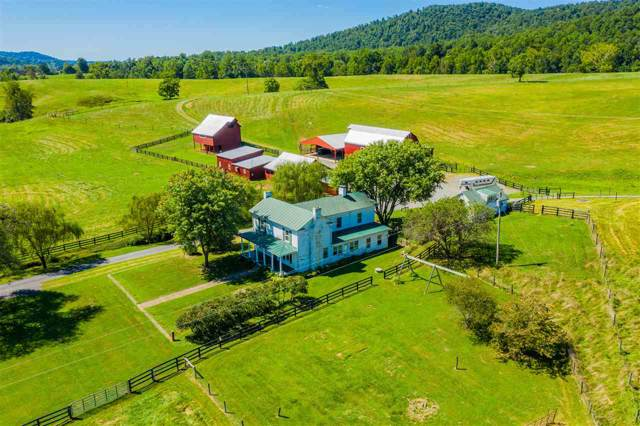 3371 Graves Mill Rd, Madison, VA 22727 (MLS #595538) :: Jamie White Real Estate