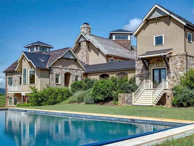4195 Mile End Rdg, North Garden, VA 22959 (MLS #595540) :: Real Estate III