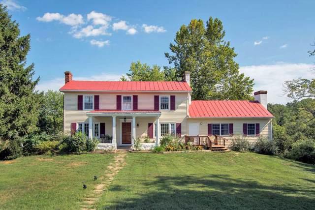 5281 Free Union Rd, FREE UNION, VA 22940 (MLS #595684) :: Jamie White Real Estate