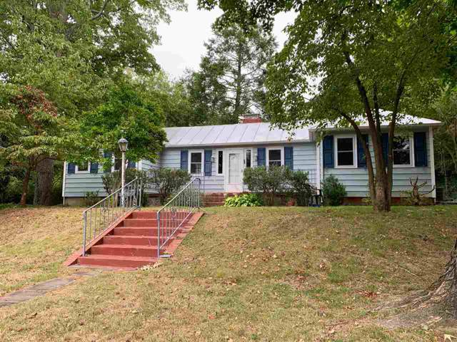 163 N Almond St, ORANGE, VA 22960 (MLS #595688) :: Real Estate III