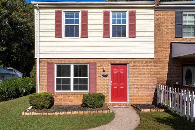 747 Orangedale Ave, CHARLOTTESVILLE, VA 22903 (MLS #595705) :: Real Estate III