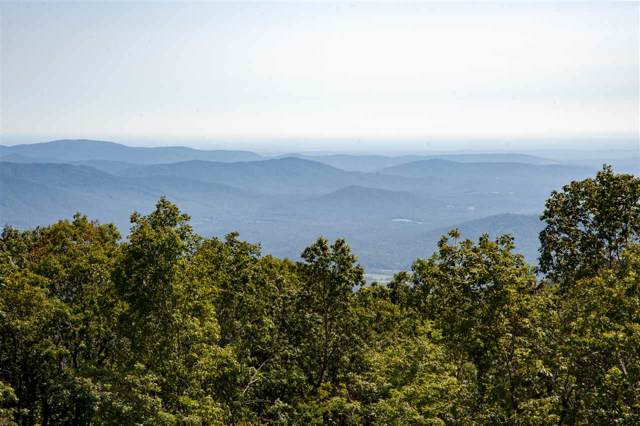 1717 High Ridge Condos, Wintergreen Resort, VA 22967 (MLS #595712) :: Jamie White Real Estate