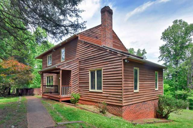 2850 Locust Hill Dr, CHARLOTTESVILLE, VA 22902 (MLS #595798) :: Jamie White Real Estate