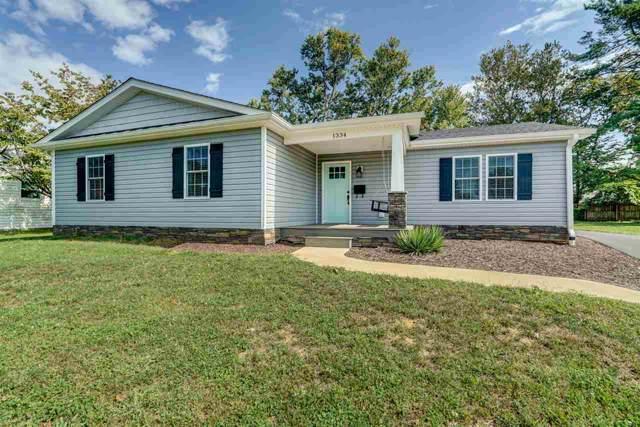 1334 Keesling Ave, WAYNESBORO, VA 22980 (MLS #595804) :: Jamie White Real Estate