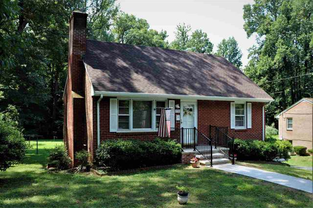 2738 Mcelroy Dr, CHARLOTTESVILLE, VA 22903 (MLS #595822) :: Real Estate III
