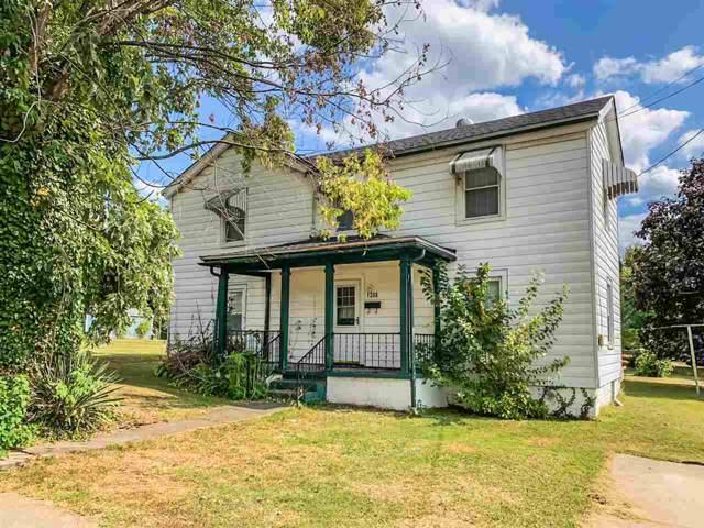 1208 King St, CHARLOTTESVILLE, VA 22903 (MLS #595826) :: Real Estate III