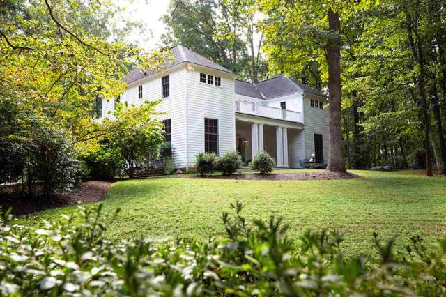 2743 Free Union Rd, CHARLOTTESVILLE, VA 22901 (MLS #595841) :: Jamie White Real Estate