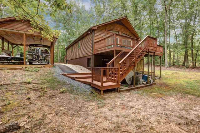 911 Centerville Rd, MINERAL, VA 23117 (MLS #595862) :: Real Estate III