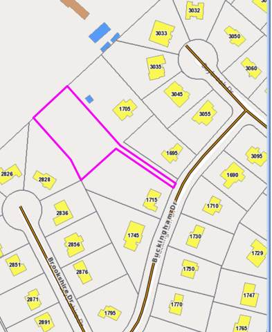 Lot 161 Buckingham Dr, ROCKINGHAM, VA 22801 (MLS #595949) :: KK Homes