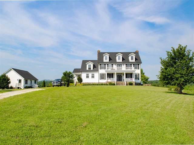 609 Scotts Bottom Rd, Dillwyn, VA 23936 (MLS #596003) :: Real Estate III