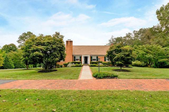1210 West Leigh Dr, CHARLOTTESVILLE, VA 22901 (MLS #596231) :: Real Estate III
