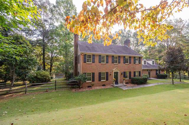 110 S Indian Spring Rd, CHARLOTTESVILLE, VA 22901 (MLS #596304) :: Real Estate III