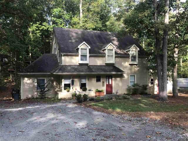 36 Forest Dr, Palmyra, VA 22963 (MLS #596443) :: Real Estate III
