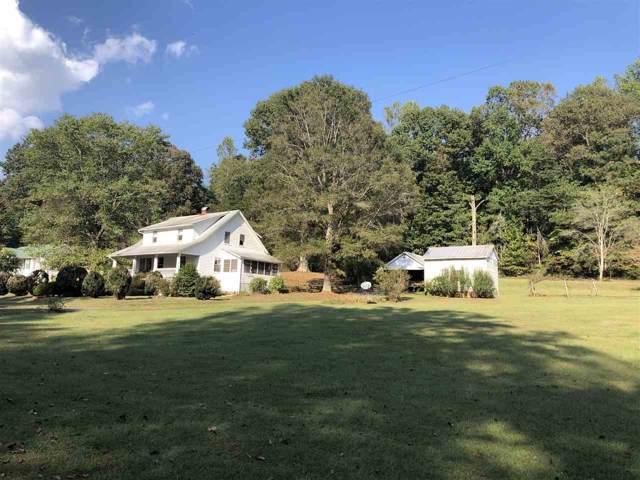 1452 Patrick Henry Hwy, AMHERST, VA 24521 (MLS #596602) :: KK Homes