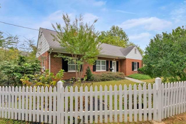 1815 Rugby Pl, CHARLOTTESVILLE, VA 22902 (MLS #596623) :: Real Estate III
