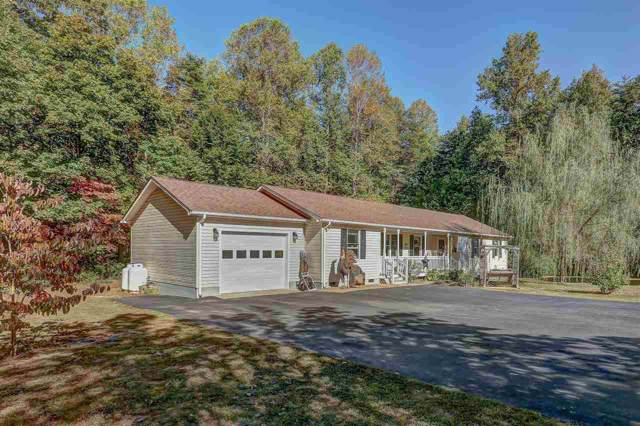 4491 Indian Creek Rd, MINERAL, VA 23117 (MLS #596635) :: Jamie White Real Estate