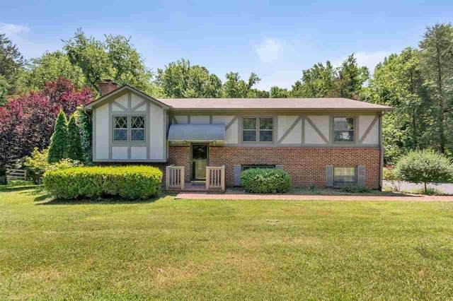 2714 Huntington Rd, CHARLOTTESVILLE, VA 22901 (MLS #596736) :: Jamie White Real Estate