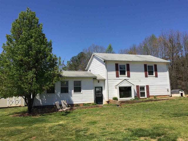 2225 Muddy Creek Rd, Arvonia, VA 23004 (MLS #596797) :: Real Estate III
