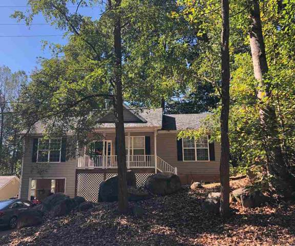 1174 N Lakeshore Dr, LOUISA, VA 23093 (MLS #596805) :: Real Estate III