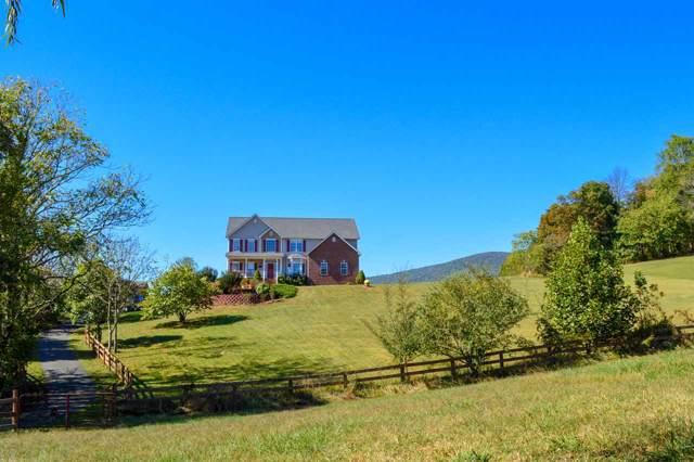 470 Echo Ln, STANARDSVILLE, VA 22973 (MLS #596808) :: Real Estate III