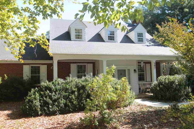 480 Panorama Rd, Earlysville, VA 22936 (MLS #596823) :: Real Estate III