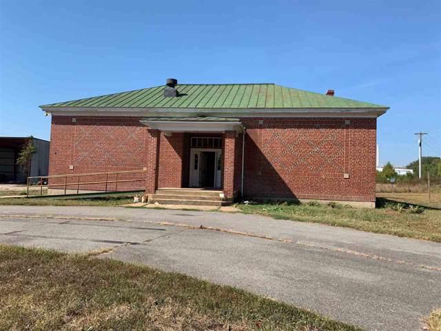 101 Pottiesville Rd, BUMPASS, VA 23024 (MLS #596824) :: Jamie White Real Estate