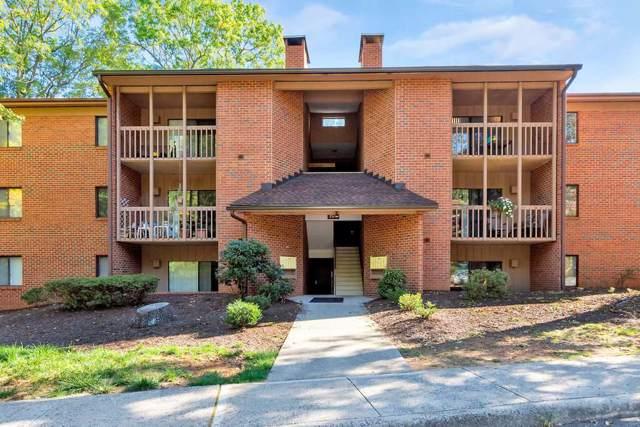 103 Turtle Creek Rd #4, CHARLOTTESVILLE, VA 22901 (MLS #596851) :: Real Estate III