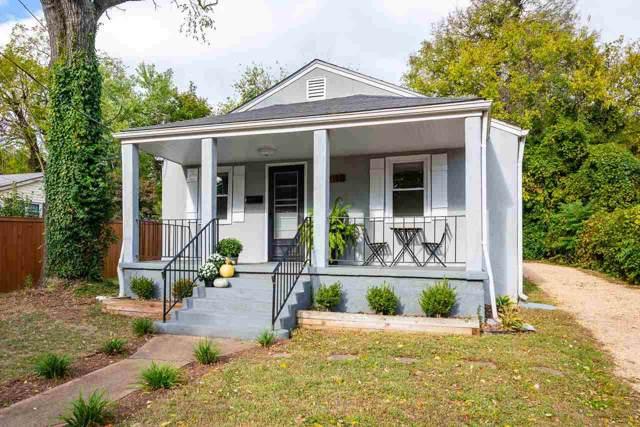 311 Meade Ave, CHARLOTTESVILLE, VA 22902 (MLS #596888) :: Jamie White Real Estate