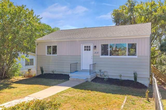 1408 Midland St, CHARLOTTESVILLE, VA 22903 (MLS #596891) :: Jamie White Real Estate
