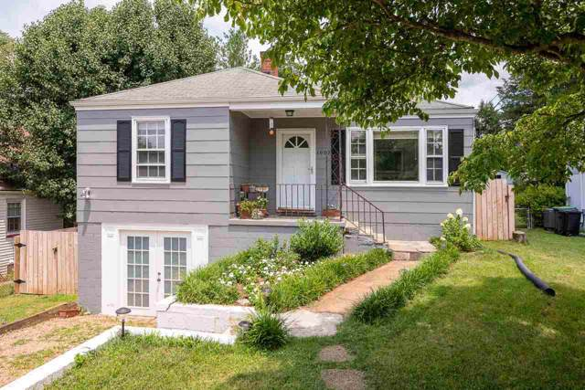 1007 Montrose Ave, CHARLOTTESVILLE, VA 22902 (MLS #596924) :: Real Estate III