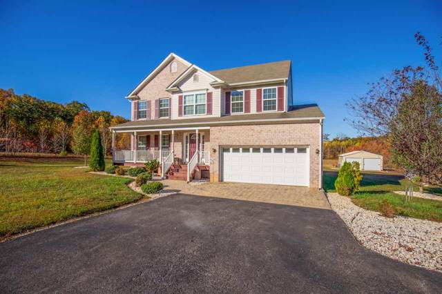 3697 Sanders Creek Rd, Dillwyn, VA 23936 (MLS #597294) :: Jamie White Real Estate