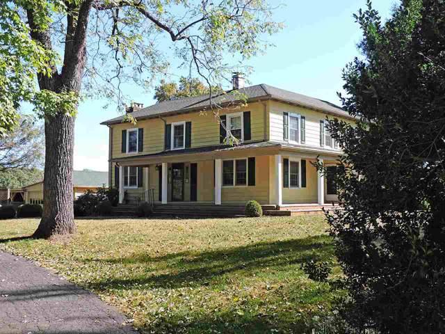 1201 Reas Ford Rd, Earlysville, VA 22936 (MLS #597319) :: Real Estate III