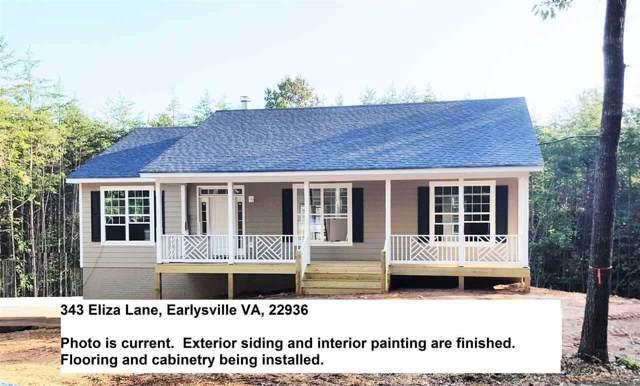 343 Eliza Ln, Earlysville, VA 22936 (MLS #597361) :: Real Estate III