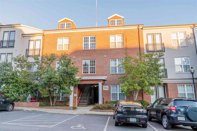 705 Walker Sq 3A, CHARLOTTESVILLE, VA 22903 (MLS #597428) :: Real Estate III
