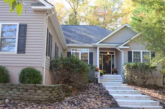 23 Fleetwood Dr, Palmyra, VA 22963 (MLS #597431) :: Real Estate III