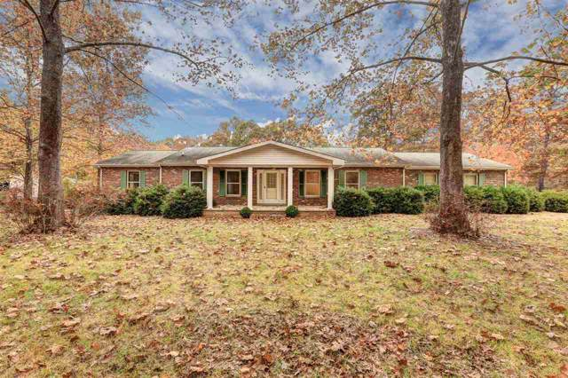 527 Halls Store Rd, MINERAL, VA 23117 (MLS #597461) :: Real Estate III