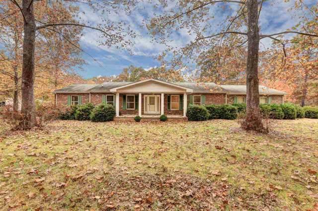 527 Halls Store Rd, MINERAL, VA 23117 (MLS #597461) :: Jamie White Real Estate