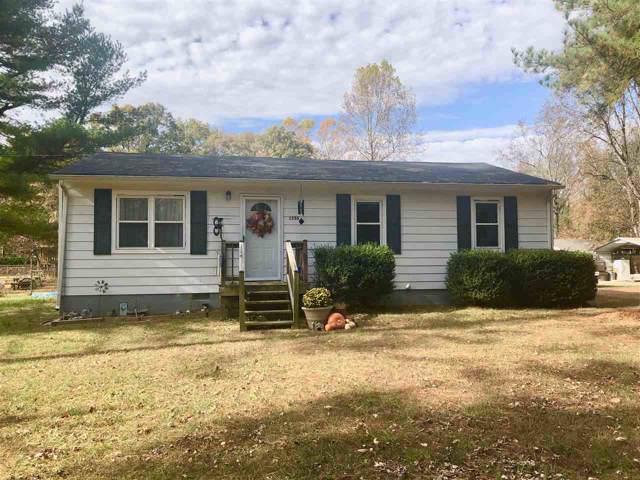 1255 W Chapel Rd, BUMPASS, VA 23024 (MLS #597515) :: Real Estate III