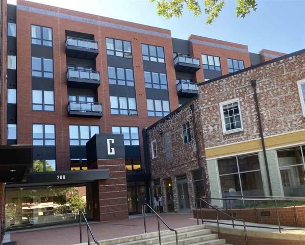 200 Garrett St #405, CHARLOTTESVILLE, VA 22902 (MLS #597516) :: Real Estate III